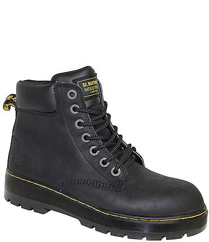 6761212badd Dr. Martens Winch Steel-Toe Work Boots