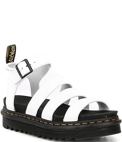 Dr. Martens Women's Blaire Hydro Platform Sandals