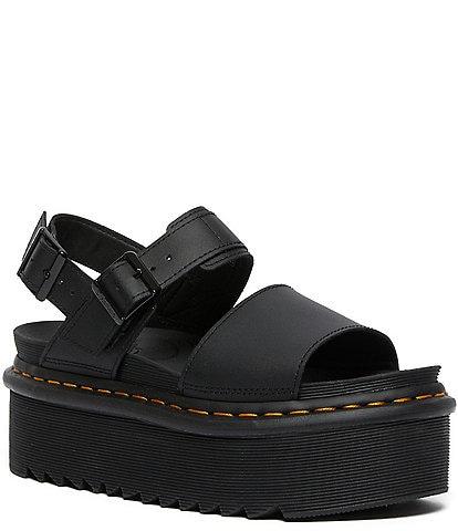Dr. Martens Women's Voss Quad Platform Sandals
