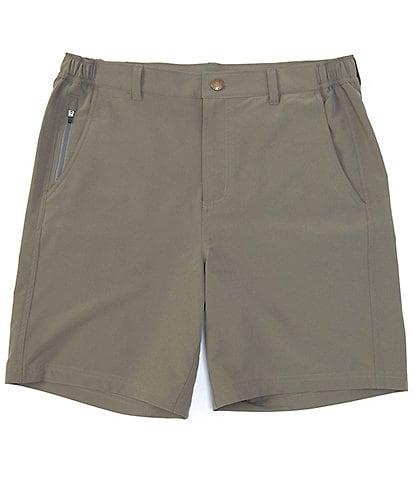 Drake Bamboo 8#double; Inseam Active Shorts