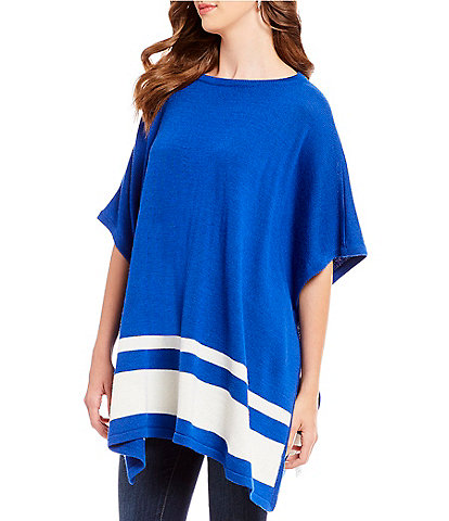 Draper James Spirit Sweater Poncho