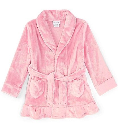 Dream Life Little/Big Girls 4-14 Heart-Pocket Robe