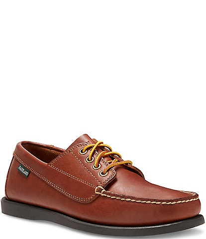 Eastland Men's Falmouth Waxee Leather Camp Moc