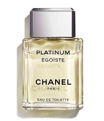 CHANEL PLATINUM EGOSTE EAU DE TOILETTE SPRAY
