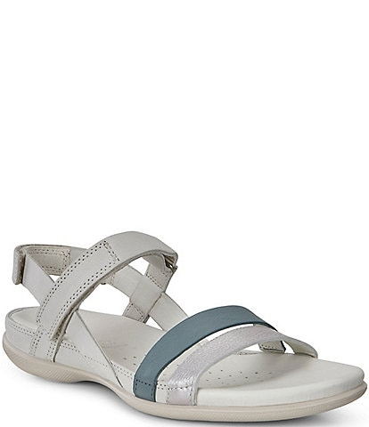 ECCO Flash Leather Banded Sandals