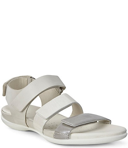 ECCO Flash Strap Leather Sandals