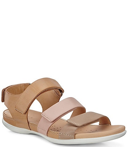ECCO Flash Multi Strap Leather Sandals