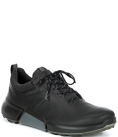 ECCO Men's Waterproof Biom H4 Golf Shoe