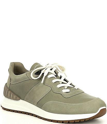 ECCO Men's Astir Retro Lace-Up Sneakers
