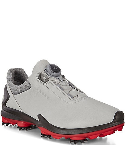 ECCO Men's BIOM G 3 BOA GORE-TEX Golf Shoes