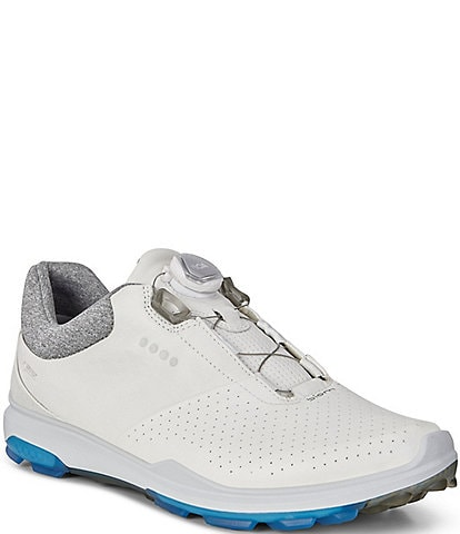 ECCO Men's BIOM Hybrid 3 BOA GORE-TEX Golf Shoes