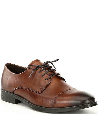 ECCO Men's Melbourne Cap Toe Oxfords
