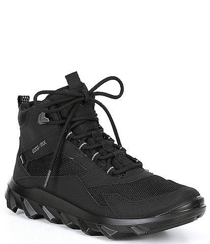 ECCO MX W Mid Boot GTX Waterproof Lace-Up Booties