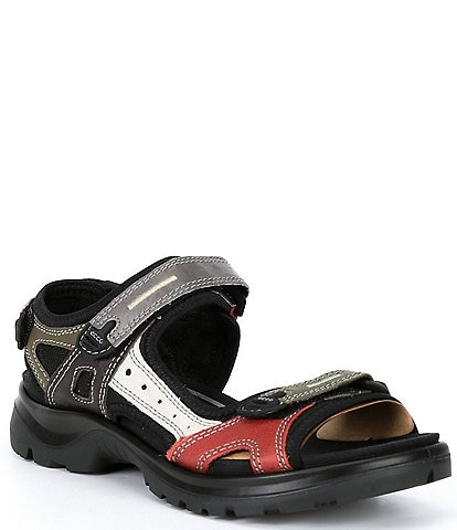 ECCO Offroad Suede Leather Sandals