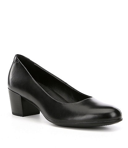 ECCO Shape M 35 Block Heel Pumps