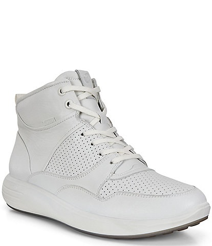 ECCO Soft 7 Runner Ankle Boot High Top Sneakers