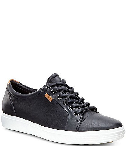 6175407fa ECCO Soft 7 Leather Lace Up Sneaker