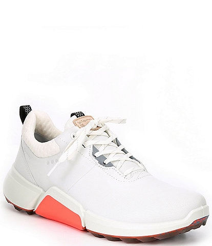 ECCO Women's Golf Biom H4 Lace-Up Shoes