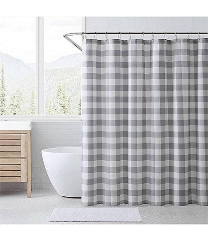 Eddie Bauer Cabin Plaid Shower Curtain