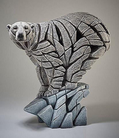 Edge Sculpture by Enesco Polar Bear Figure
