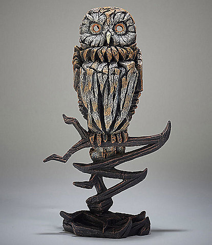 Edge Sculpture by Enesco Small Owl Figure