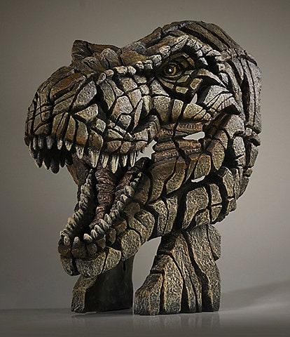Edge Sculpture by Enesco T-Rex Bust