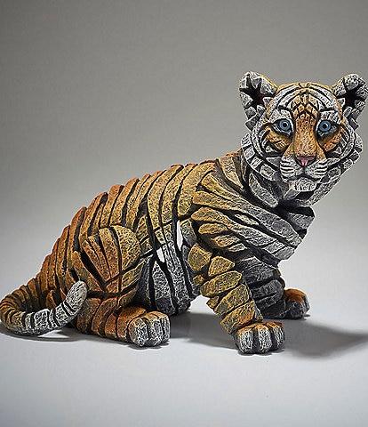 Edge Sculpture by Enesco Tiger Cub Figure