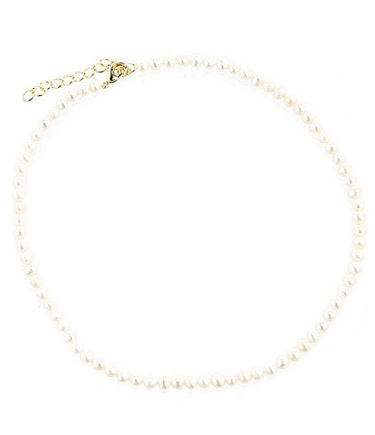 Edgehill Collection Girls Pearl Necklace