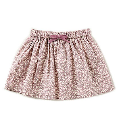 Edgehill Collection Made With Liberty Fabrics Little Girls 2T-6X Floral-Print Pull-On Skirt