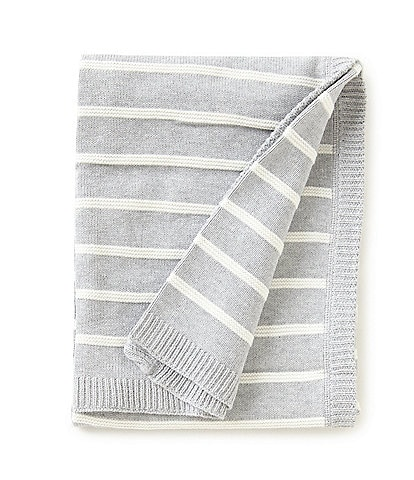 Edgehill Collection Striped Baby Blanket