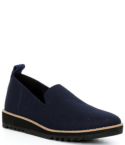 Eileen Fisher Embrace Knit Loafers