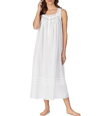 Eileen West Solid Woven Ballet Nightgown