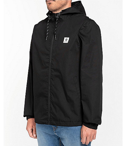 Element Alder Long-Sleeve Solid Jacket