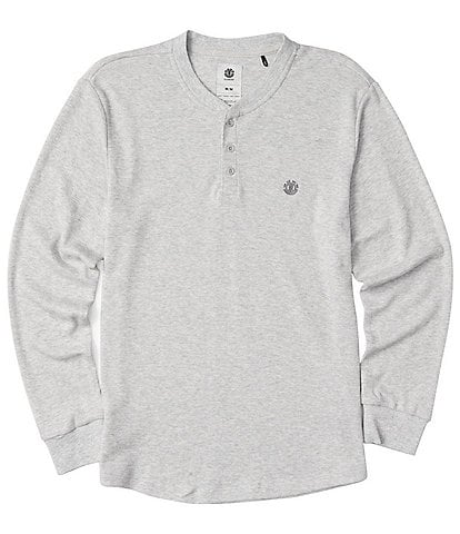 Element Barry Long-Sleeve Thermal Henley