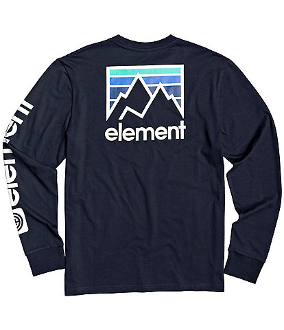 Element Joint II Long-Sleeve Graphic T-Shirt