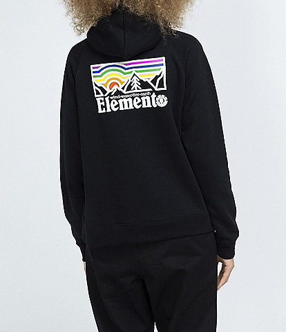 Element Landscape Logo Graphic Hoodie