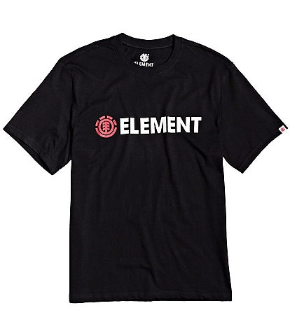 Element Regular Fit Blazin Short-Sleeve Graphic T-Shirt