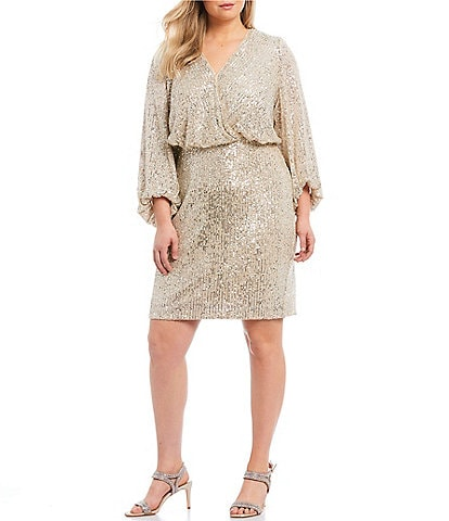 Eliza J Women\'s Plus-Size Dresses & Gowns | Dillard\'s