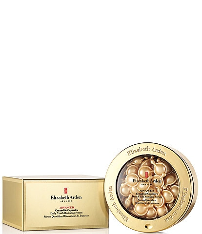 Elizabeth Arden Daily Youth Restoring Serum Advanced 60-Piece Ceramide Capsule Jar