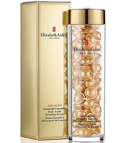 Elizabeth Arden Daily Youth Restoring System 90-Piece Advanced Ceramide Capsule Jar