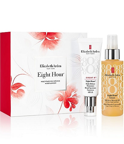 Elizabeth Arden Eight Hour 2 Piece Skincare Gift Set