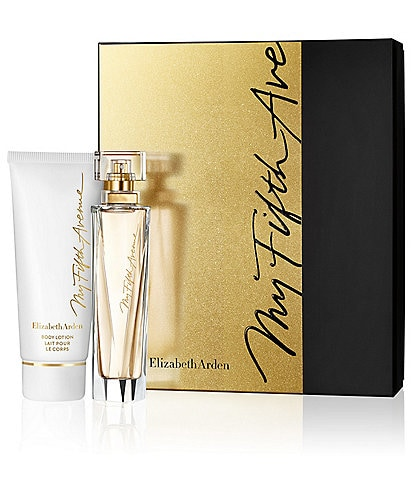 Elizabeth Arden My Fifth Avenue Eau De Parfum Spray 2 Piece Gift Set