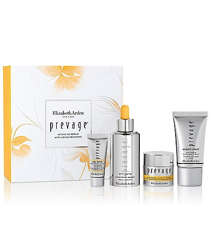 Elizabeth Arden Prevage Anti-Aging Intensive Repair Daily Serum 4 Piece Skincare Gift Set