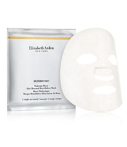 Elizabeth Arden Superstart Probiotic Boost Skin Renewal Biocellulose Sheet Mask