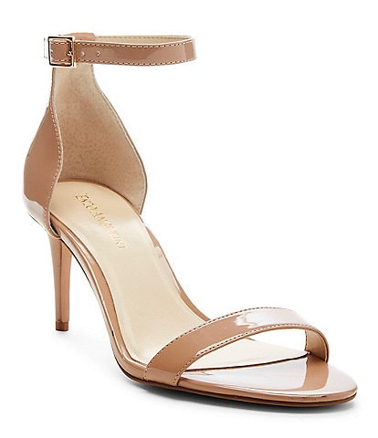 d560b3f1c3 Enzo Angiolini Ahmber Ankle Strap Dress Sandals