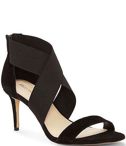 Enzo Angiolini Aydria Suede Dress Sandals
