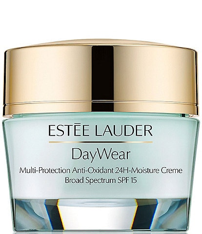 Estee Lauder DayWear Multi-Protection Anti-Oxidant 24H-Moisture Creme Broad Spectrum SPF 15 Dry Skin