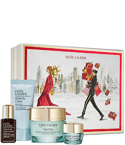 Estee Lauder DayWear Protect and Hydrate Skincare Collection Gift Set