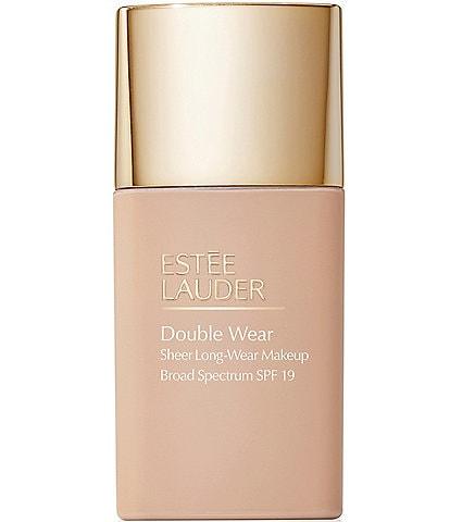 Estee Lauder Double Wear Sheer Long-Wear Foundation SPF19