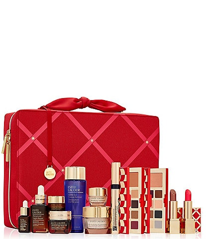 Estee Lauder Holiday Blockbuster 29 Beauty Essentials Purchase with Purchase
